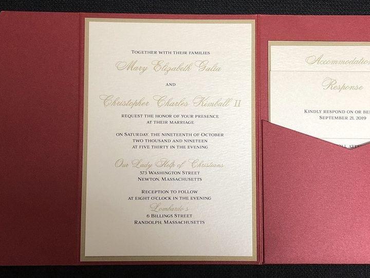 Tmx Galia Pocket 10 19 19 51 108208 1572546880 Quincy, MA wedding invitation