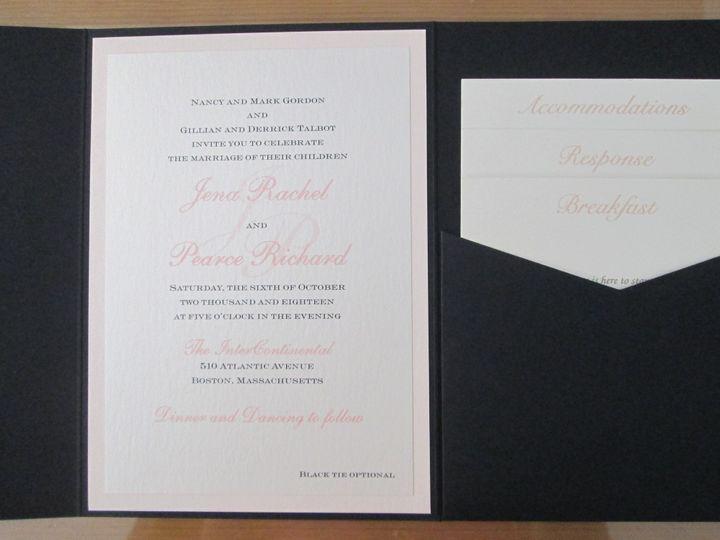 Tmx Gordon Pocket 10 6 18 51 108208 Quincy, MA wedding invitation