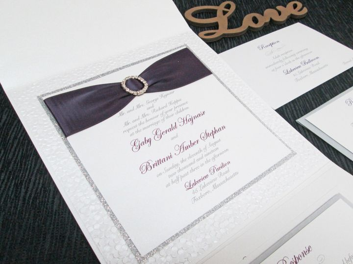 Tmx Img 3645 51 108208 158767447799476 Quincy, MA wedding invitation