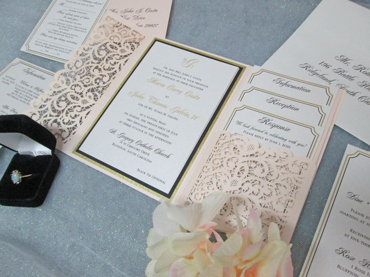 Tmx Img 3651 51 108208 158767447618632 Quincy, MA wedding invitation