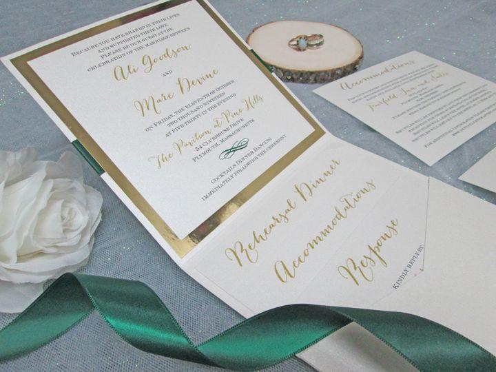 Tmx Img 3656 51 108208 158767275081888 Quincy, MA wedding invitation