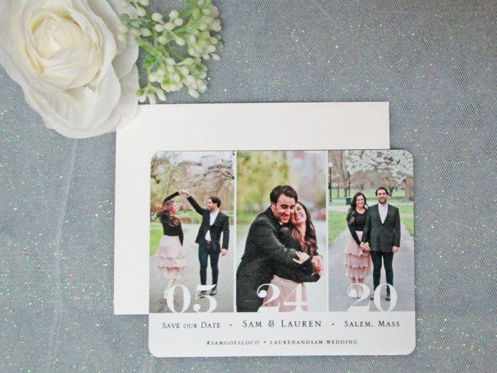 Tmx Img 3682 51 108208 159018024926260 Quincy, MA wedding invitation