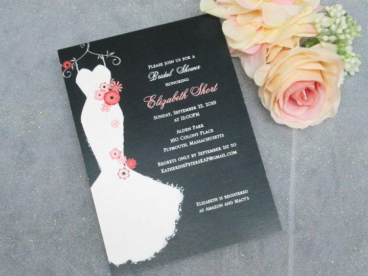 Tmx Img 3726 51 108208 158767275589877 Quincy, MA wedding invitation