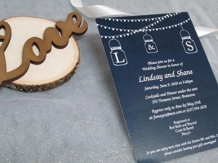 Tmx Img 3732 51 108208 159717234033941 Quincy, MA wedding invitation