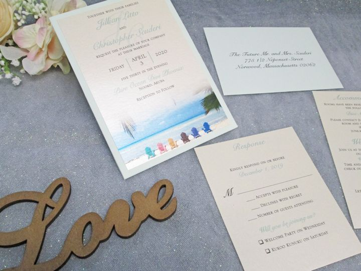 Tmx Img 3913 51 108208 159561874145489 Quincy, MA wedding invitation