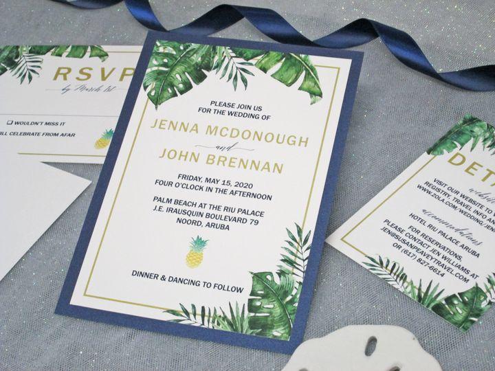 Tmx Img 3931 51 108208 159683189866721 Quincy, MA wedding invitation