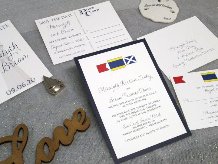 Tmx Img 3977 51 108208 159984084486077 Quincy, MA wedding invitation