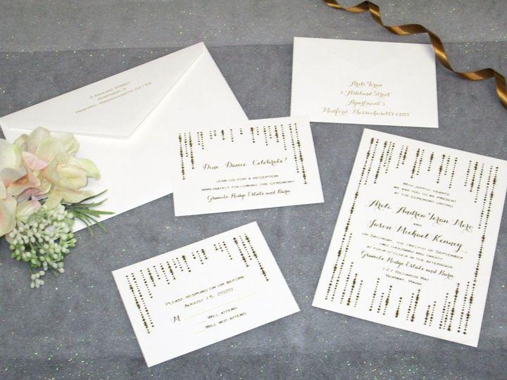Tmx Img 3978 51 108208 159984084414845 Quincy, MA wedding invitation