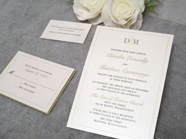Tmx Img 3987 51 108208 159984084469928 Quincy, MA wedding invitation