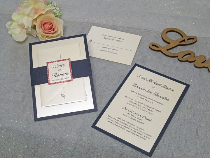 Tmx Img 3991 51 108208 159984084737258 Quincy, MA wedding invitation