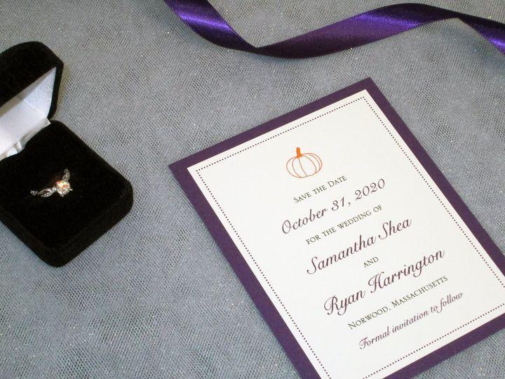 Tmx Img 4313 51 108208 160227390348546 Quincy, MA wedding invitation