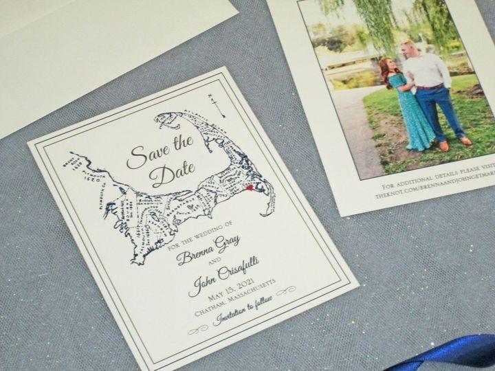 Tmx Img 4322 51 108208 160227390230773 Quincy, MA wedding invitation