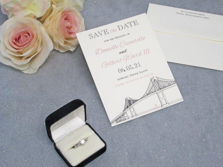 Tmx Img 4325 51 108208 161003858541333 Quincy, MA wedding invitation