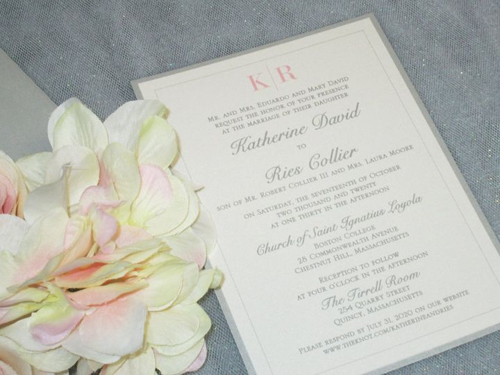 Tmx Img 4340 51 108208 161003858774085 Quincy, MA wedding invitation