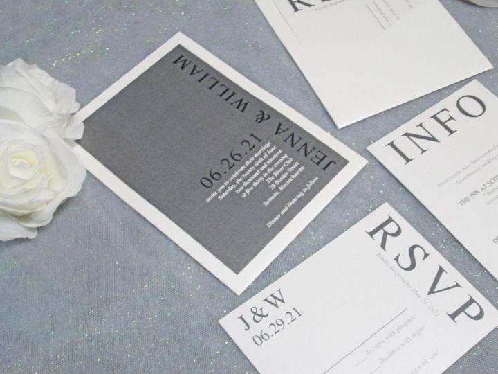 Tmx Img 4363 51 108208 161003858855544 Quincy, MA wedding invitation