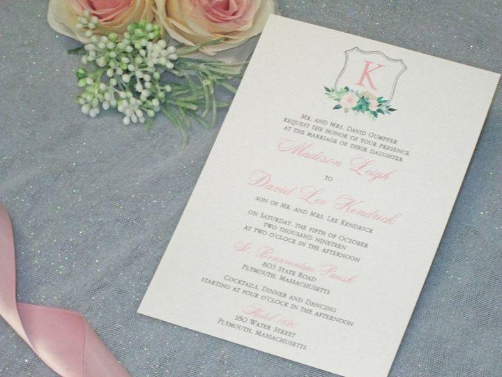 Tmx Img 4374 51 108208 161003858777116 Quincy, MA wedding invitation