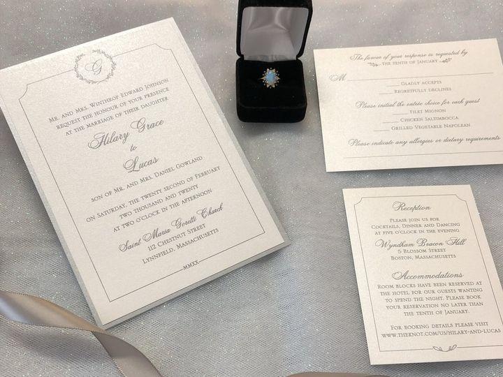 Tmx Johnson 2 51 108208 159561874584845 Quincy, MA wedding invitation