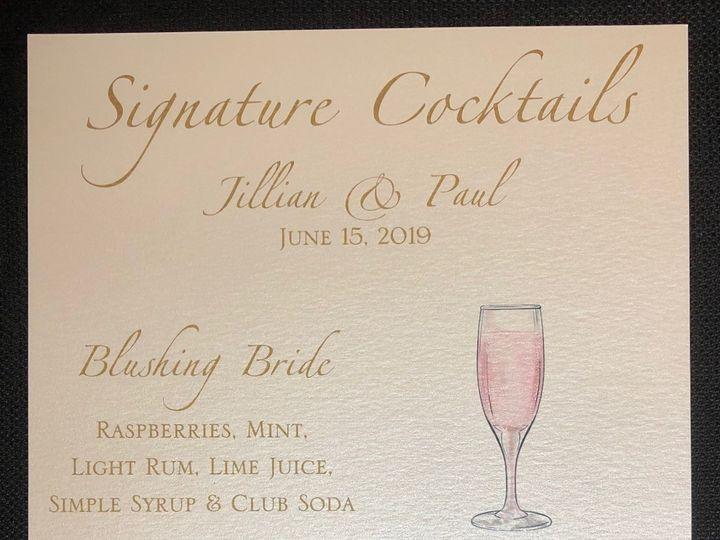 Tmx Macdonald Sig Drinks 51 108208 1572552886 Quincy, MA wedding invitation