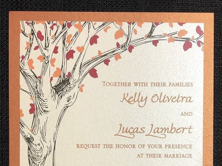 Tmx Oliveira 2 Layer 10 20 19 51 108208 1572545606 Quincy, MA wedding invitation