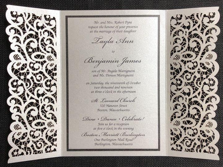 Tmx Pyne Gatefold 10 19 19 51 108208 1572546880 Quincy, MA wedding invitation