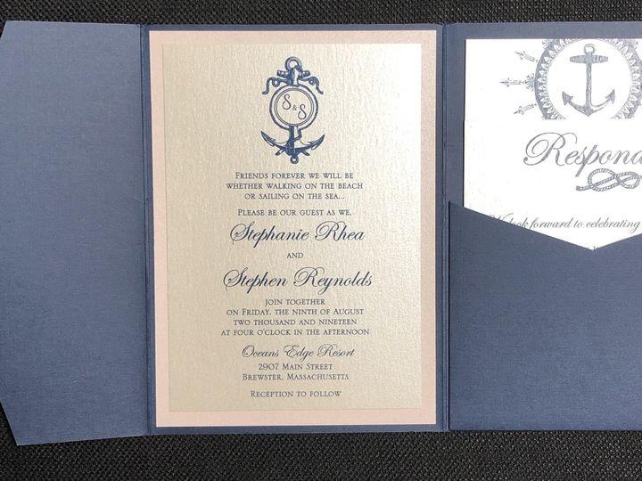 Tmx Rhea Pocket 8 9 19 51 108208 1572546887 Quincy, MA wedding invitation