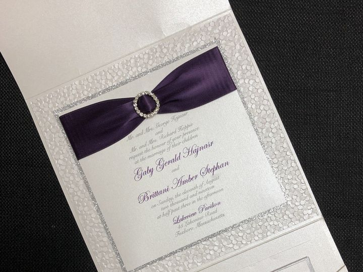 Tmx Stephan Pocket 51 108208 1572546893 Quincy, MA wedding invitation