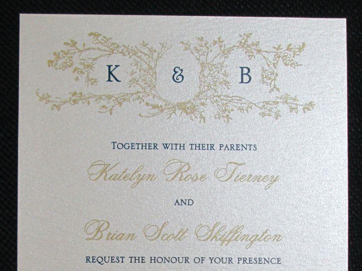 Tmx Tierney Single Layer 6 29 19 51 108208 1572545642 Quincy, MA wedding invitation