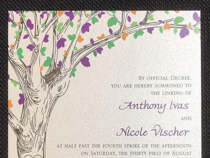 Tmx Vischer Single Layer 8 31 19 51 108208 1572545622 Quincy, MA wedding invitation