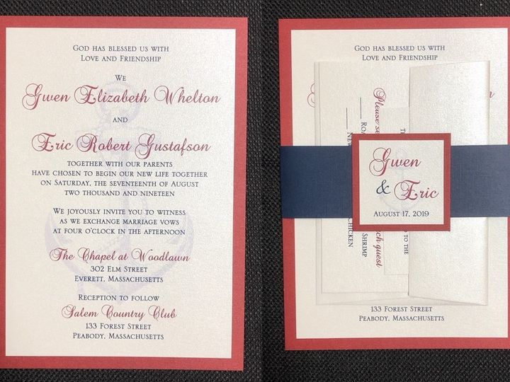 Tmx Whelton 2 Layer 8 17 19 51 108208 1572545622 Quincy, MA wedding invitation