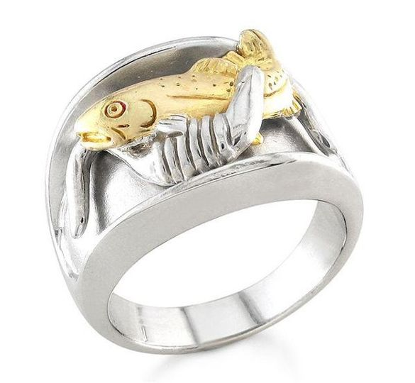 Ring Miles Trout