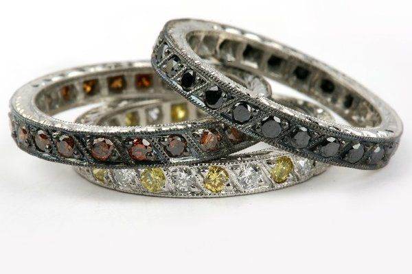 3diamondrings