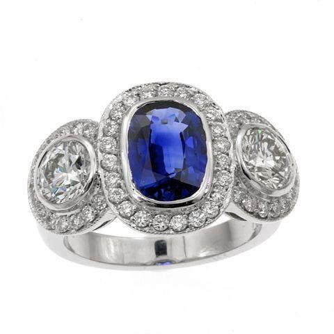 Tmx 1253577682843 Ring.Torin.WGsapphirediamond3 Santa Barbara wedding jewelry