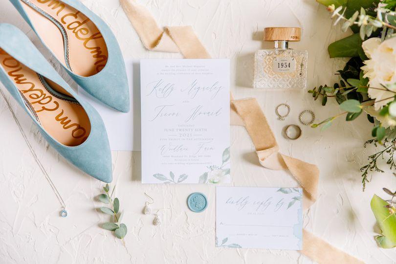 Woodlawn Farm Wedding Details