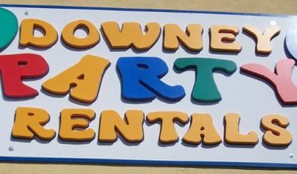 Downey Party Rentals