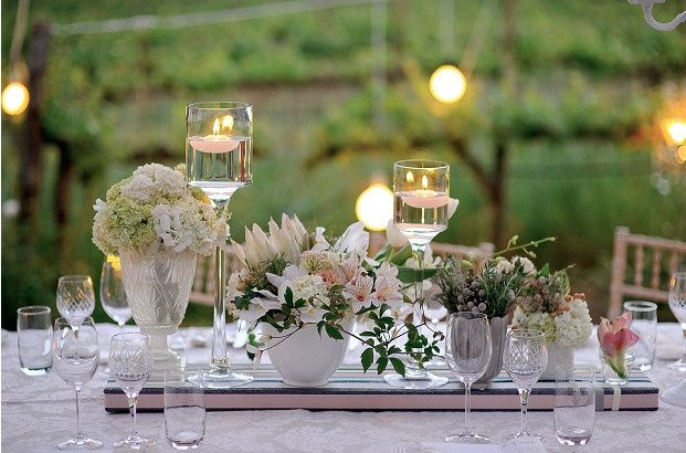 Tmx 1423441435351 Rustic Wedding White Tablescape Outdoor League City, TX wedding florist