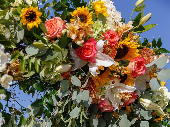 Tmx 1495119632510 C Baron Photo Bay Oaks Country Club Becca Michael  League City, TX wedding florist