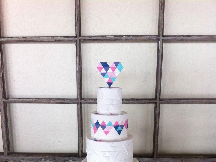 Tmx 1404405273555 Img0087 Philadelphia wedding cake