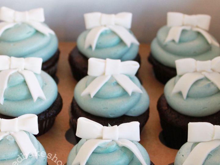 Tmx 1404405783012 Party Bow Cupcakes 2 Wmkd Philadelphia wedding cake