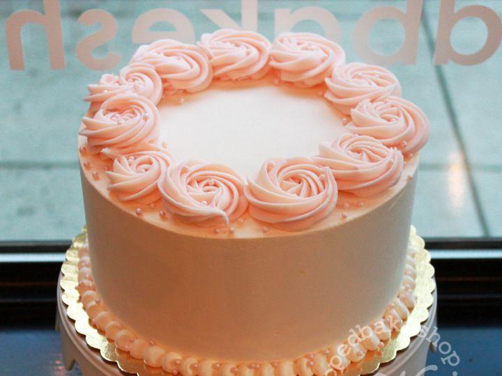 Tmx 1404406299481 Rosette Cake 1 Philadelphia wedding cake