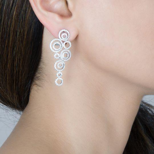 Spirals long earing