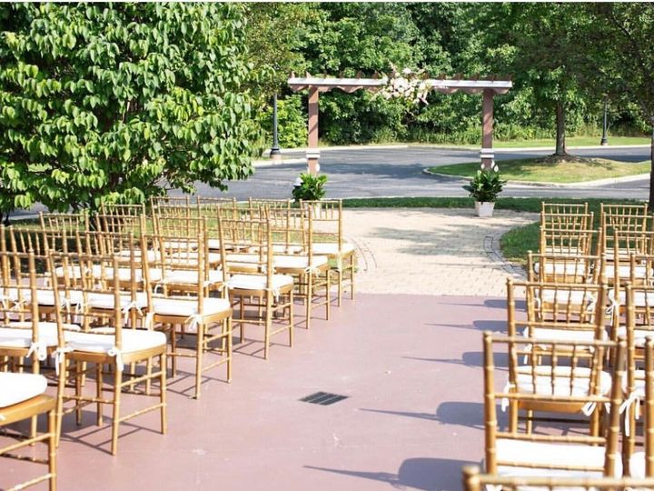 Tmx Hayes Outdoor Ceremony 51 3308 1572990594 Aurora, Ohio wedding venue