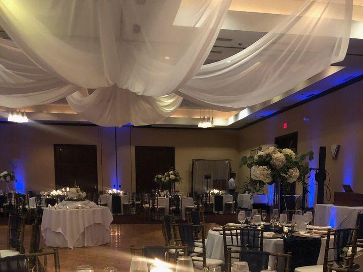 Tmx Hayes Wedding With Ceiling Treatment 9 01 19 51 3308 1572990554 Aurora, Ohio wedding venue