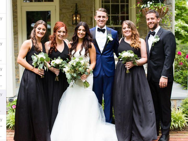 Tmx 1511990461455 01a024519ccc92bdc5fbeaddbc4bd8adf08d862832 Woodbury, New Jersey wedding florist