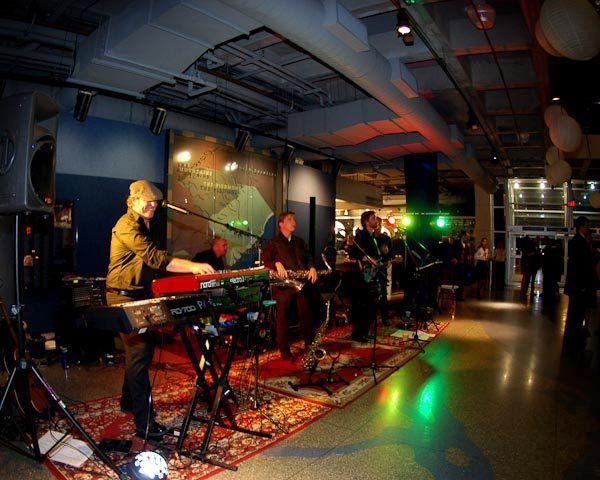 Travis Allison Band, SC Aquarium