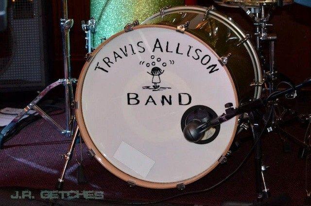 Travis Allison Band drums