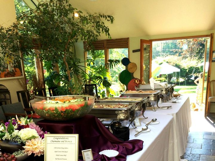 Tmx 1487699763967 Food Line 1b Olympia wedding catering
