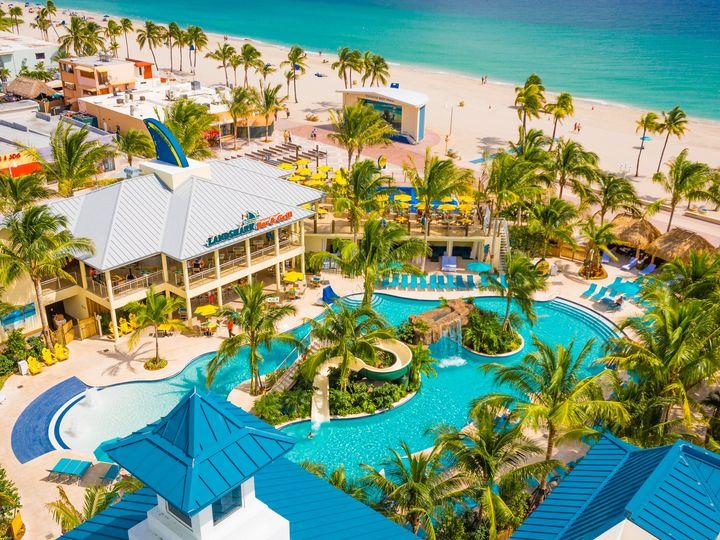 Tmx Landshark Pool Area 51 727308 Hollywood, FL wedding venue