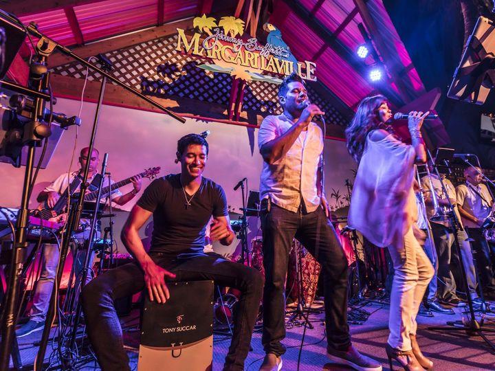 Tmx Margaritaville Band Min 51 727308 158810862488274 Hollywood, FL wedding venue