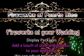Fireworks of Puerto Rico