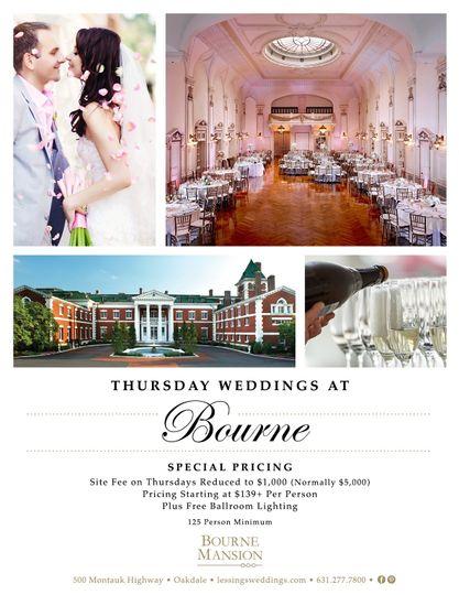 Thursday Weddings